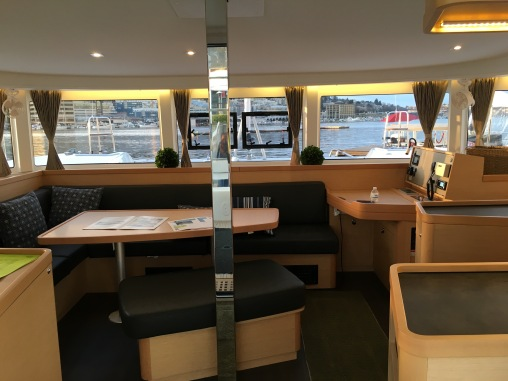Lucia 40 Catamaran by Foutaine Pajot