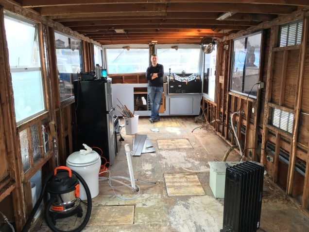 Cruise-a-home remodel
