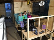 Kids finally have a place to sit