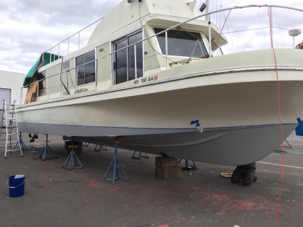 The boat is primed!
