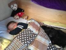 Snoozing Caleb (3)