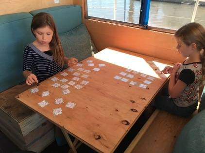 """I have, who has?"" math games"