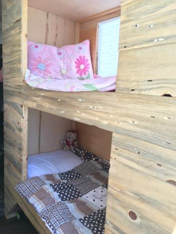 Cruise-a-home bunk beds