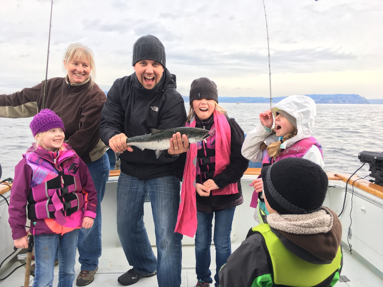 Chapter 22: Cruising, Fishing, Friends and Blessings living at thePort