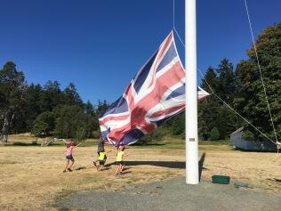British Camp, Garrison Bay
